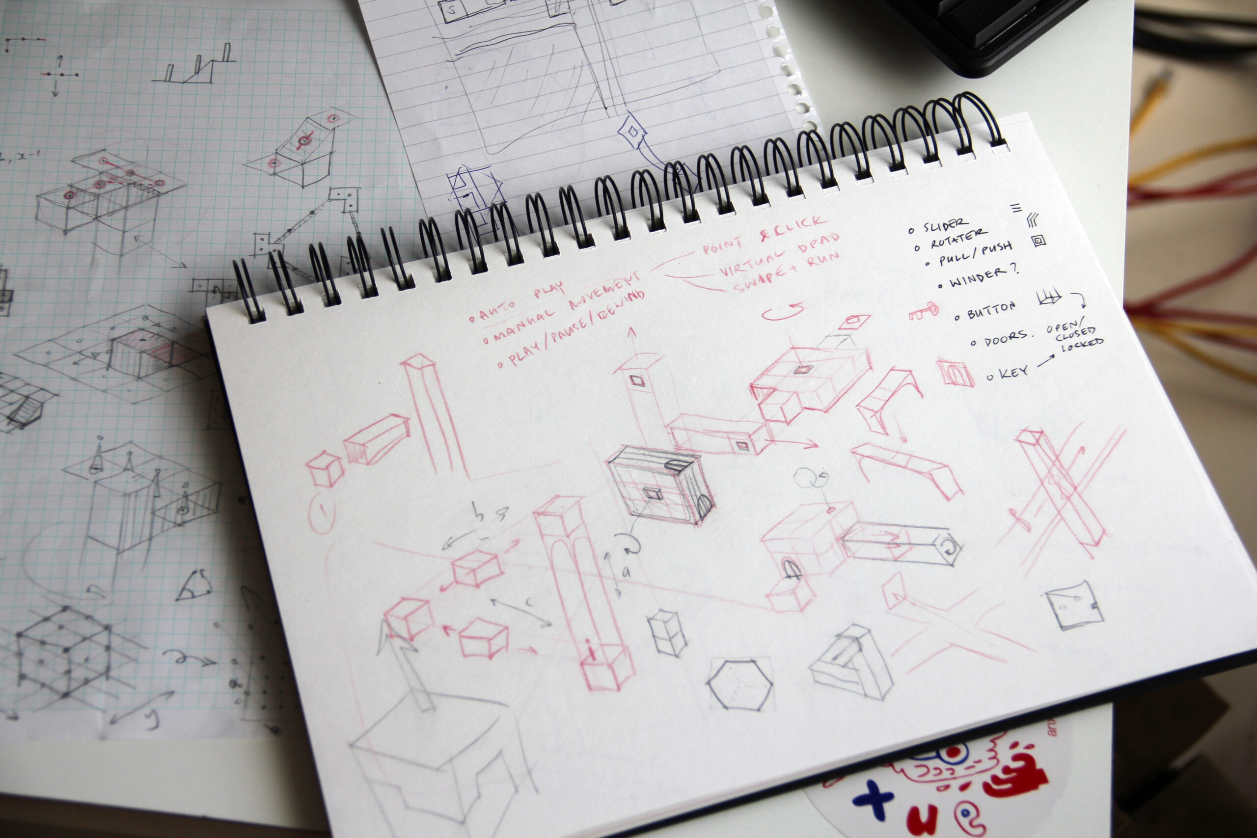 Characterization in Monument Valley