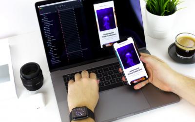 iOS and Android App Creation using Microsoft Blazor