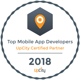 Top Mobile Developers by UpCity