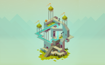 Game Design Inspiration: Monument Valley I and II