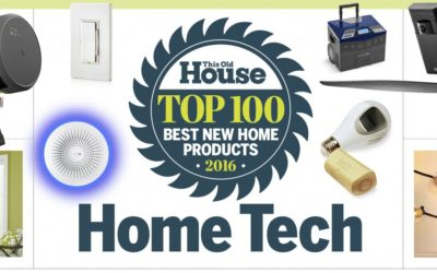 Lennox S30 featured as Best New Home Tech of 2016
