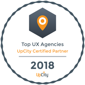 Top UX Agencies by UpCity